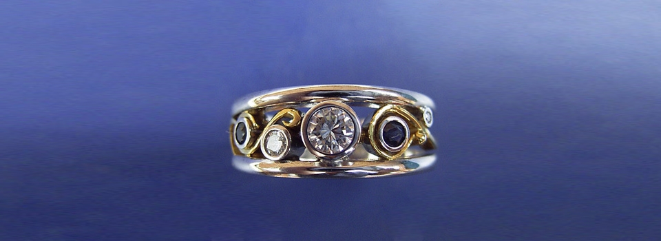 Unique Engagement Rings & Diamond Ring Designs